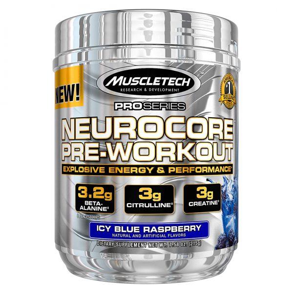 Muscletech ProSeries Neurocore Pre-Workout 50 Servings